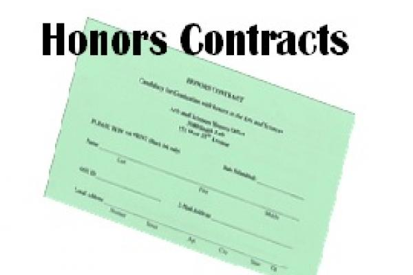 Honors Contracts